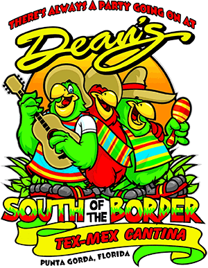 Dean's South of the Border TexMex Cantina