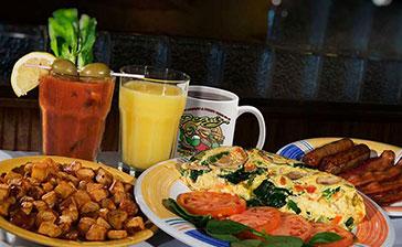 Breakfast at Dean's